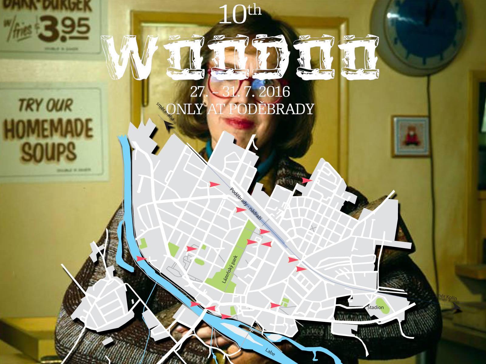 WOODOO SESSION 2016 - Poděbrady
