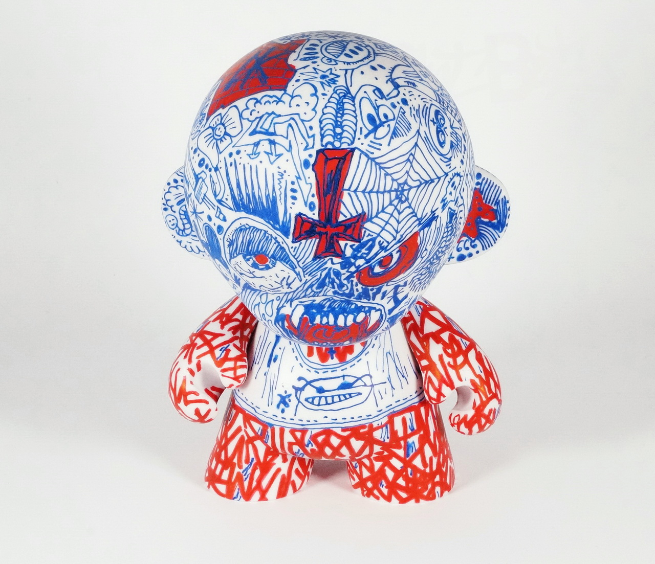 Custom Munny 2016 - Michal TRON Škapa