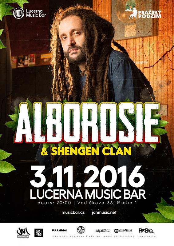 Alboroise & Shengen Clan (IT/JAM)