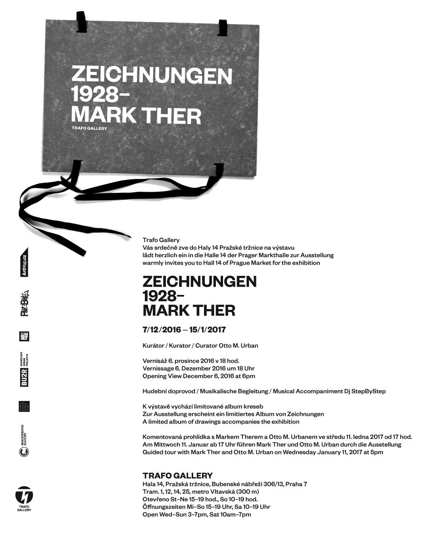 MARK THER: ZEICHNUNGEN, 1928-