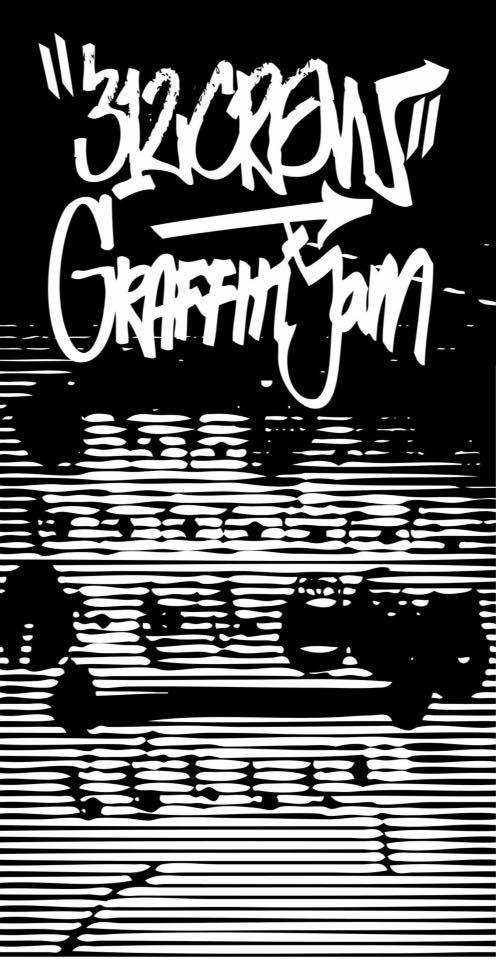 312 Crew Graffiti Jam - Kladno