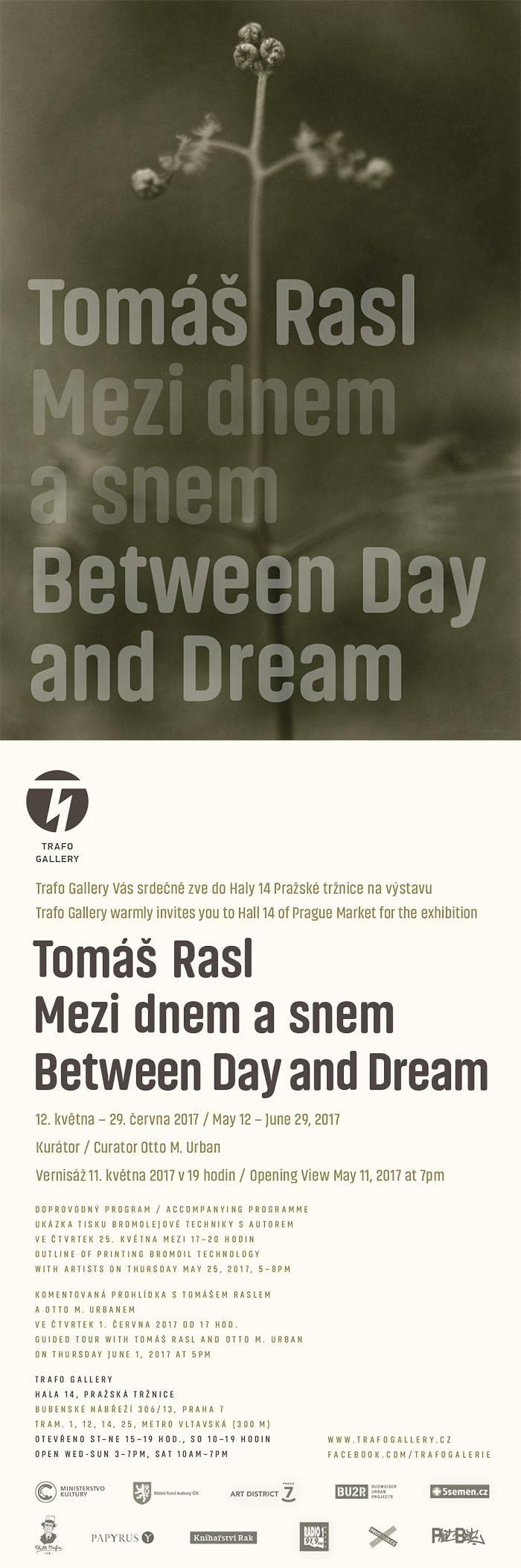 Tomáš Rasl - Mezi dnem a snem