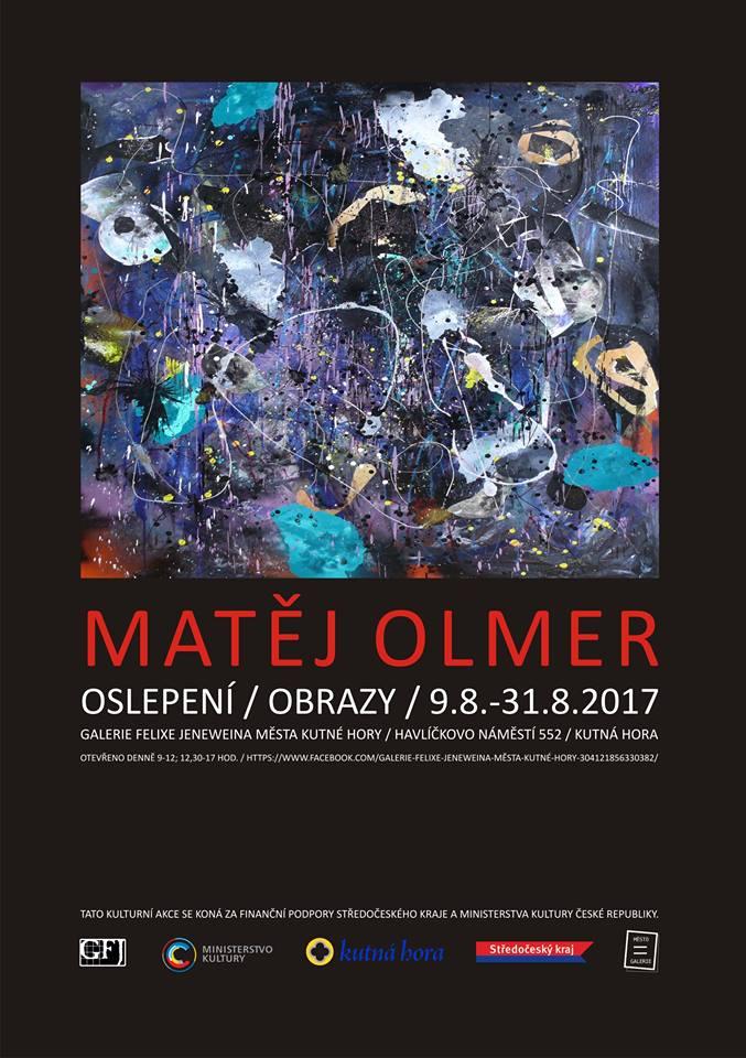 Matěj Olmer - Oslepení