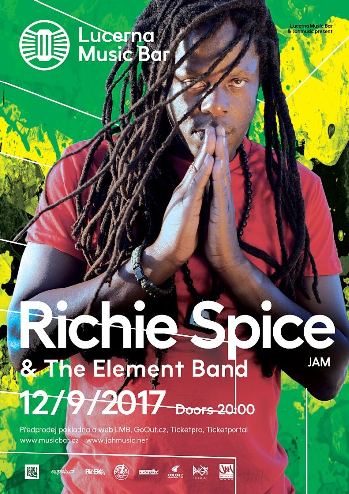 RICHIE SPICE & THE ELEMENT BAND (JAM)