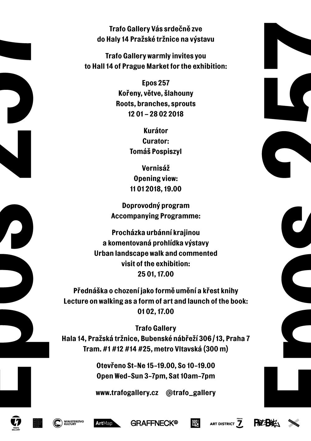 EPOS 257 - Kořeny, větve, šlahouny