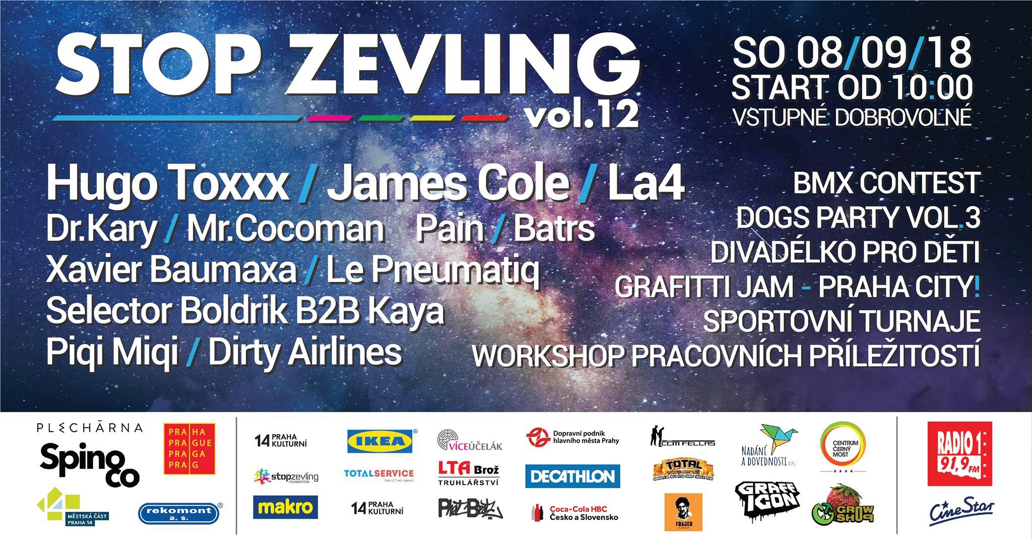 STOP ZEVLING vol. 12