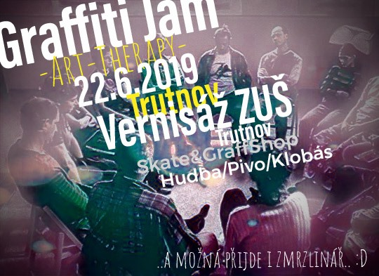 GRAFF JAM 2019 - Trutnov