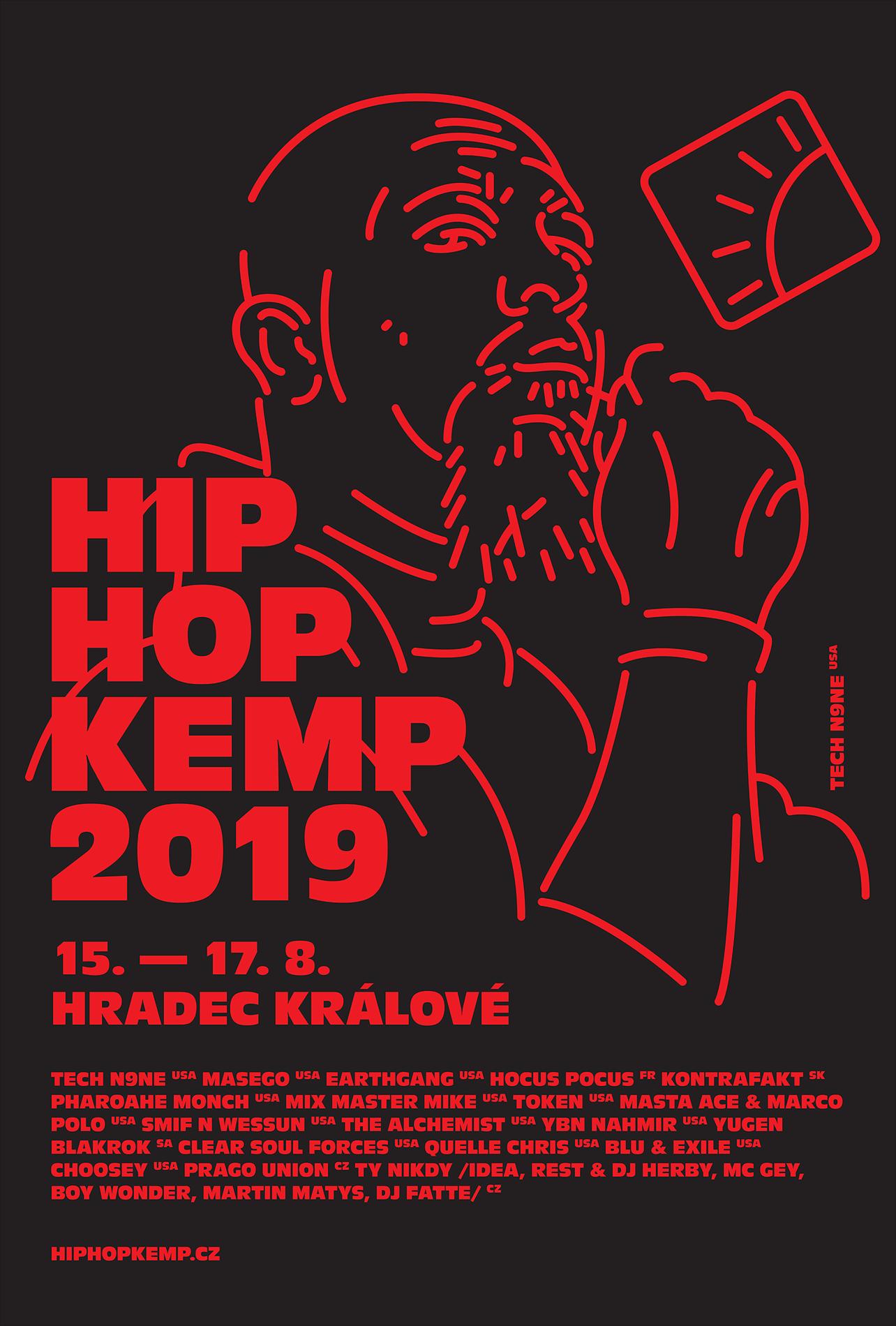 HIP HOP KEMP 2019