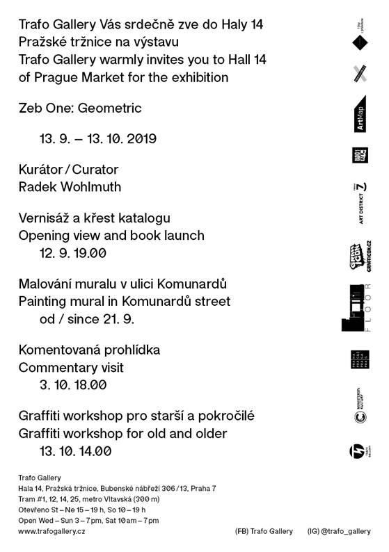 ZEBONE - Geometric