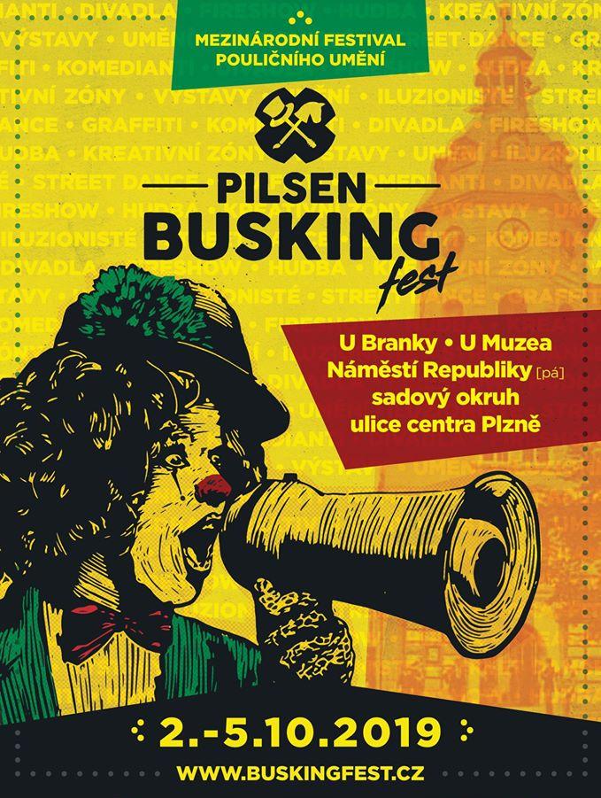 Pilsen Busking Fest 2019