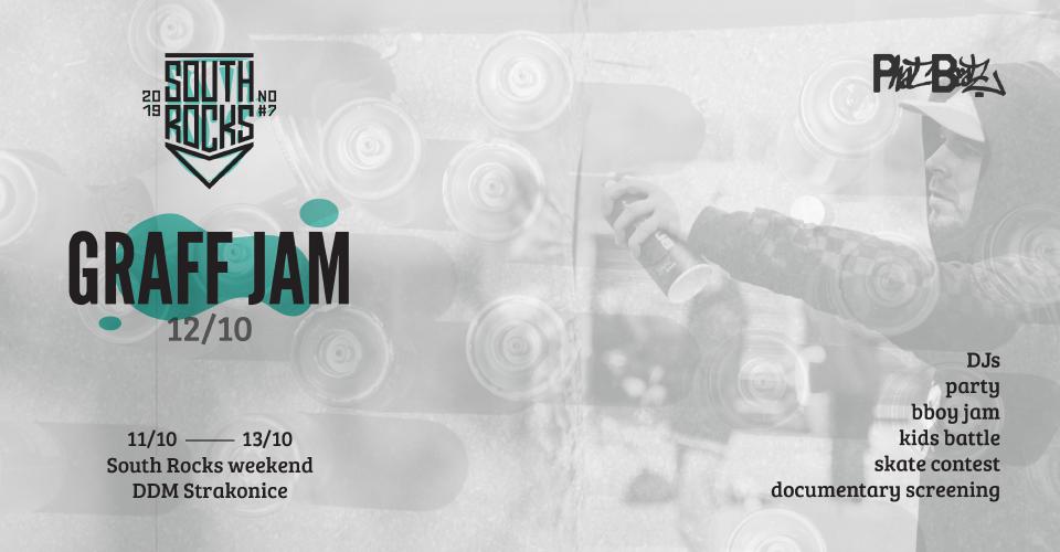 SOUTH ROCK 2019 - Graff Jam