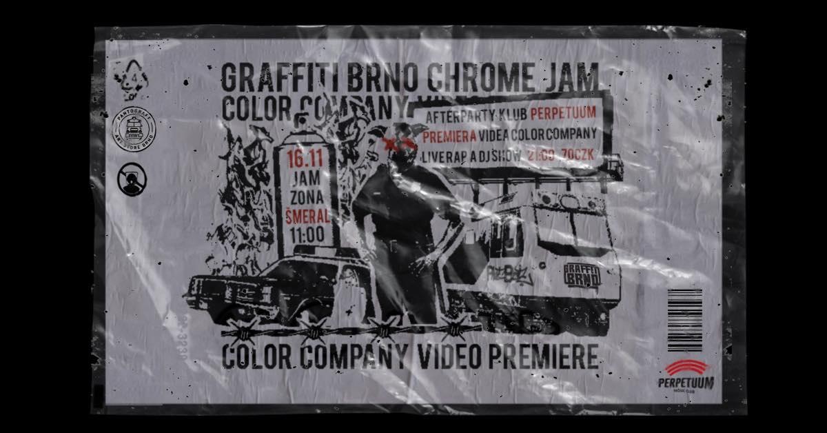 CHROME GRAFFITI JAM 2019 - Brno