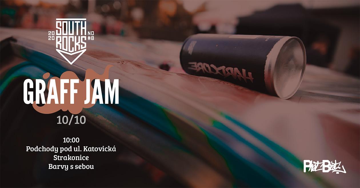 SOUTH ROCK 2020 - Graff Jam