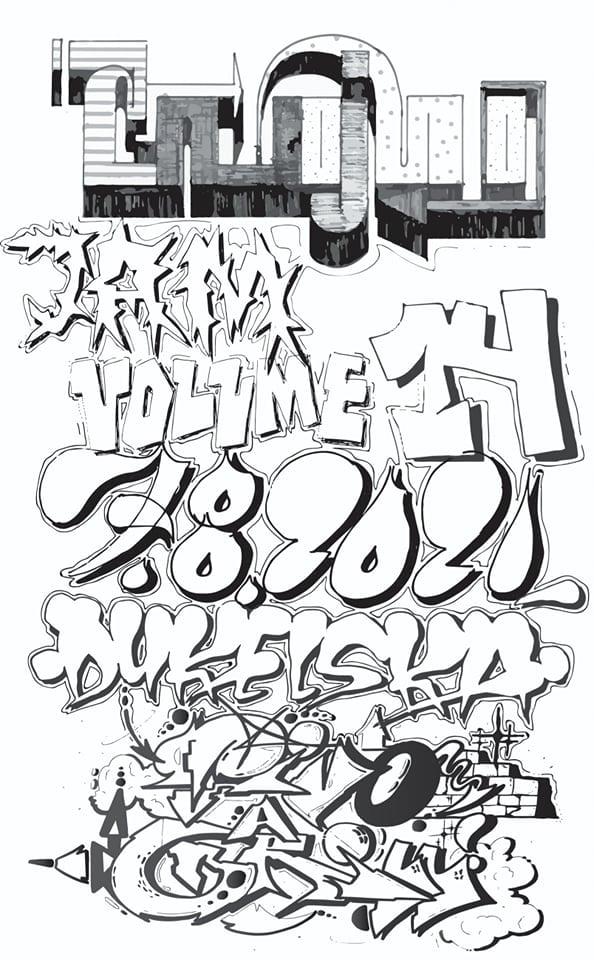 Znojmo Graffiti Jam 2021