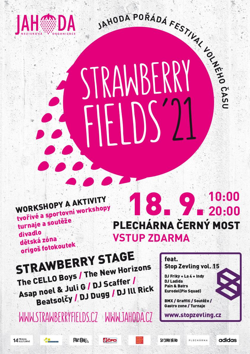 STRAWBERRY FIELDS #9