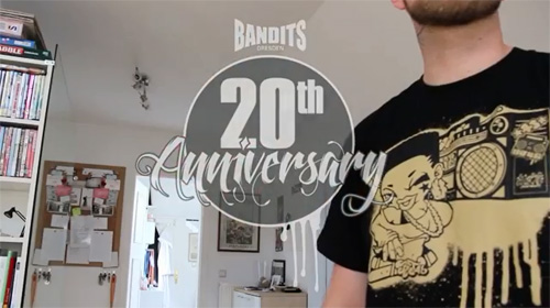 20th anniversary BANDITS