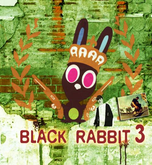 BLACK RABBIT 3.