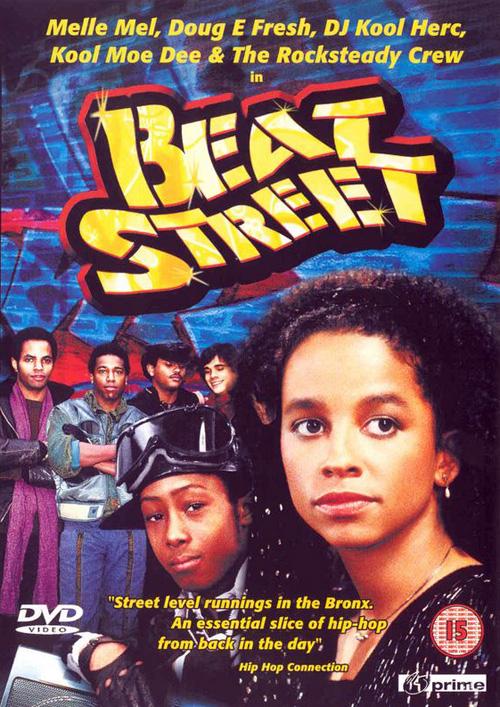 Beat Street - cover