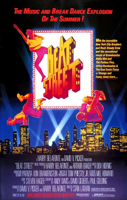 Beat Street - poster