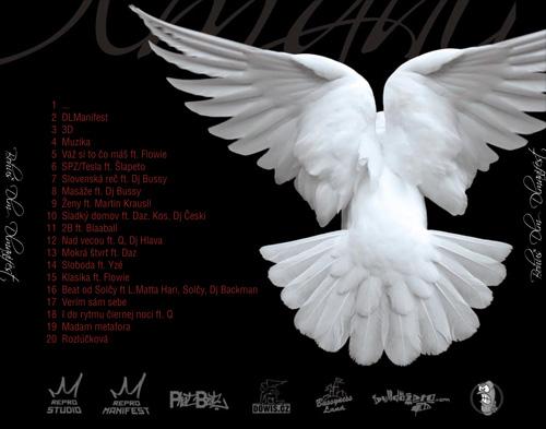 Bohuš DLM - DLManifest (2011) - cover - back