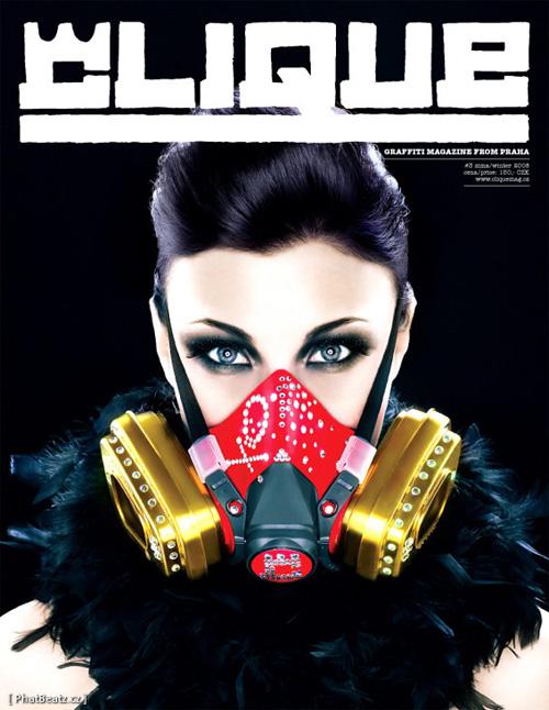 Clique 3. - cover