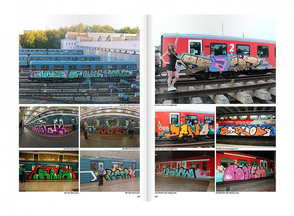 Concrete Graffiti Magazine 12