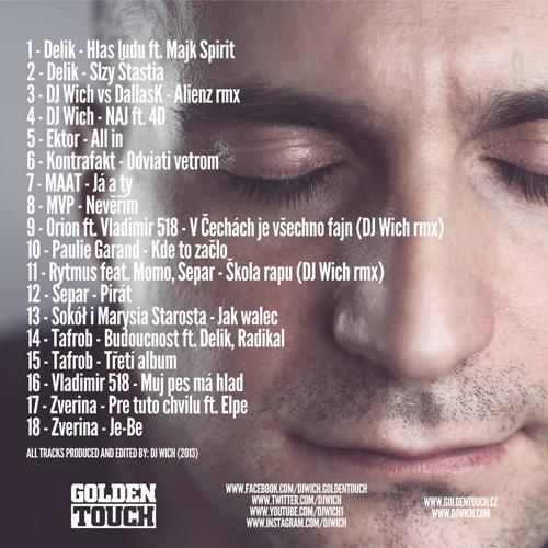 DJ Wich - Yearbook 2013 - back