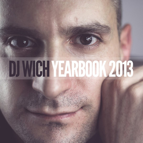 DJ Wich - Yearbook 2013 - front
