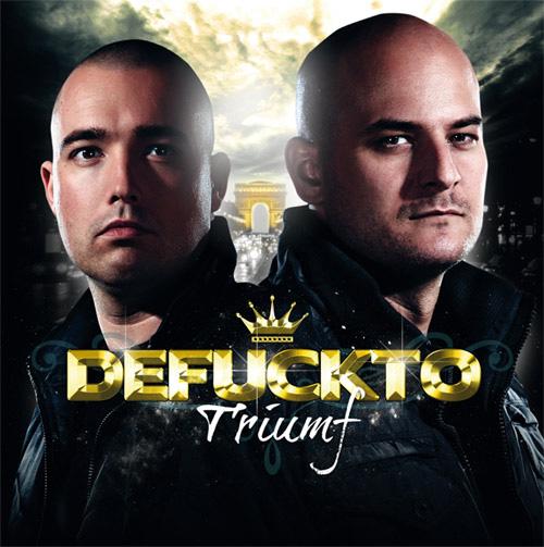 DeFuckTo - Triumf (2011) - cover - front