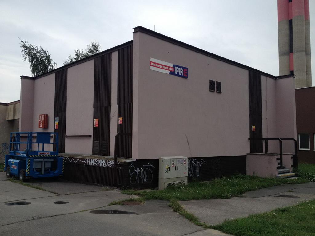 Jan Kaláb aka Point - Dědinova - před