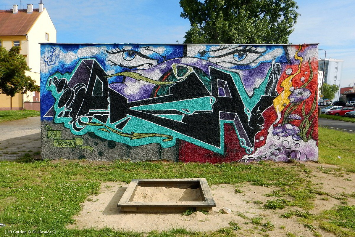 Graffiti Boom 06 - LEE, OBIC, BLAM