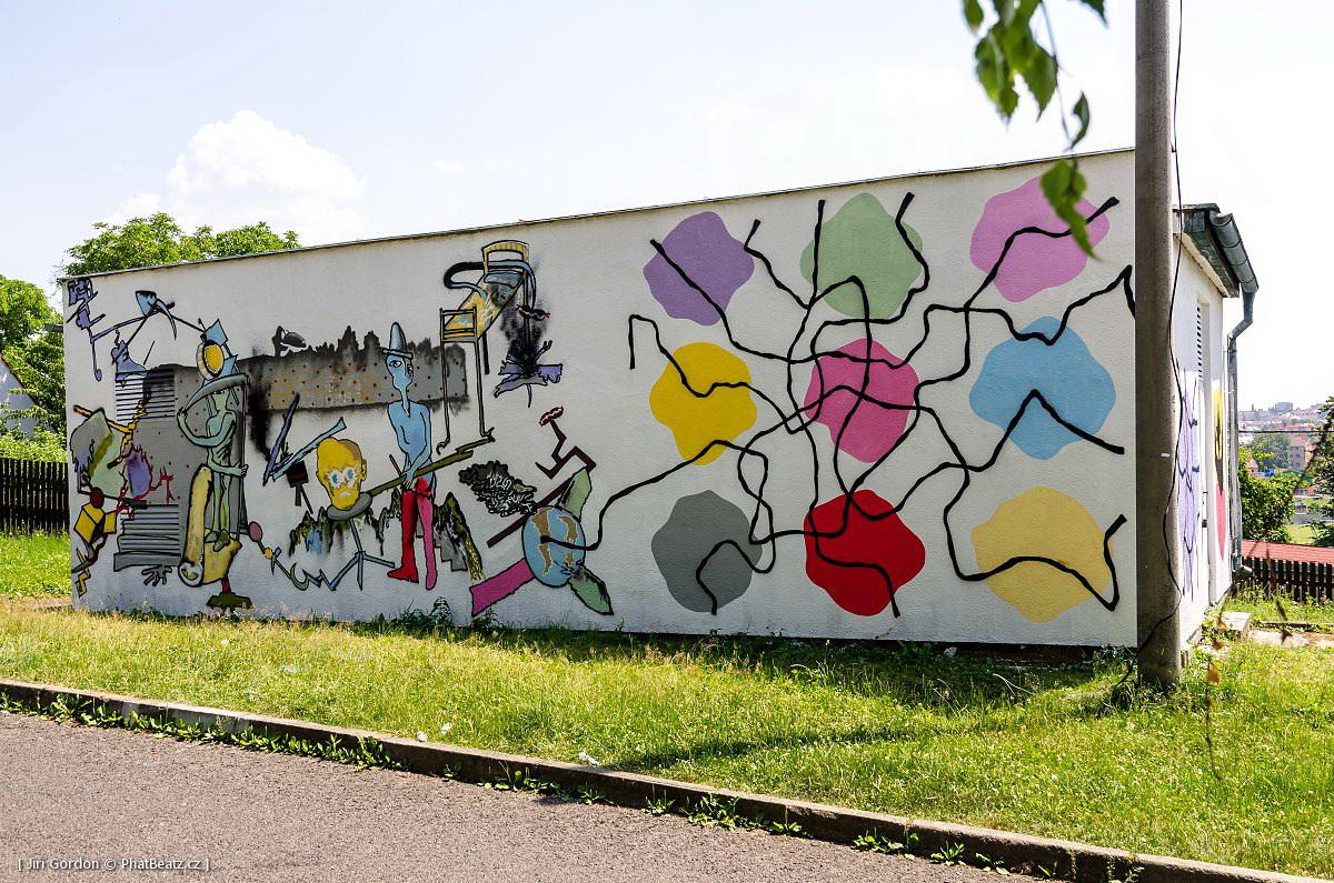 Graffiti Boom 06 - Pavel Šebek, Petr Emptych