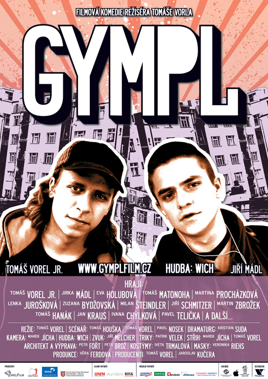 GYMPL - poster