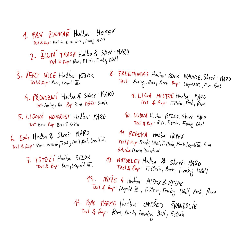 Gambrz Reprs - Blbá sranda (2017)