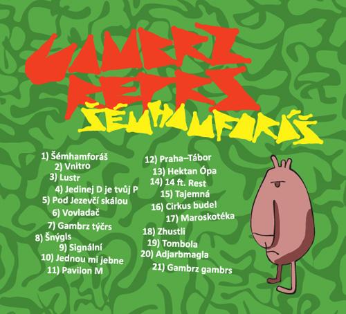 Gambrz Reprs - Šémhamforáš - back