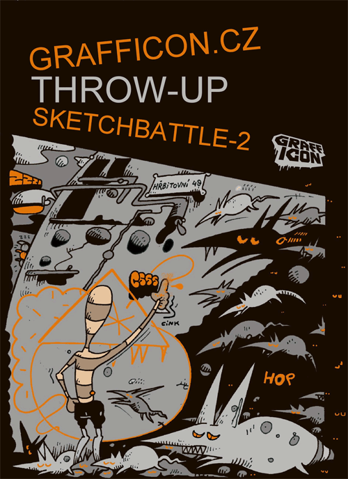 Grafficon Sketchbattle 2.