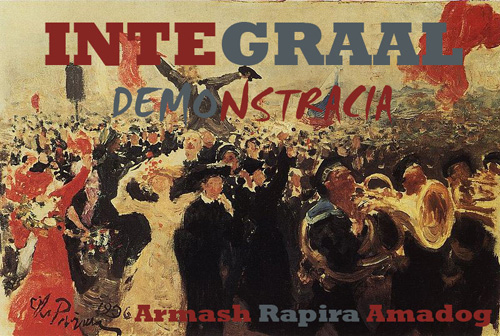 Integraal - Demonstracia (2011) - cover - front