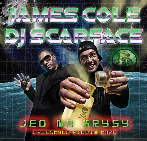 James Cole & DJ Scarface - Jed na krysy (2011)