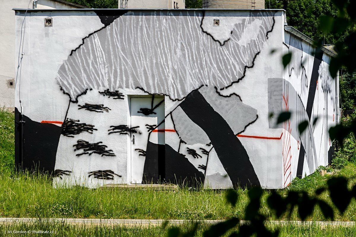Graffiti Boom 06 - LOST BOYS