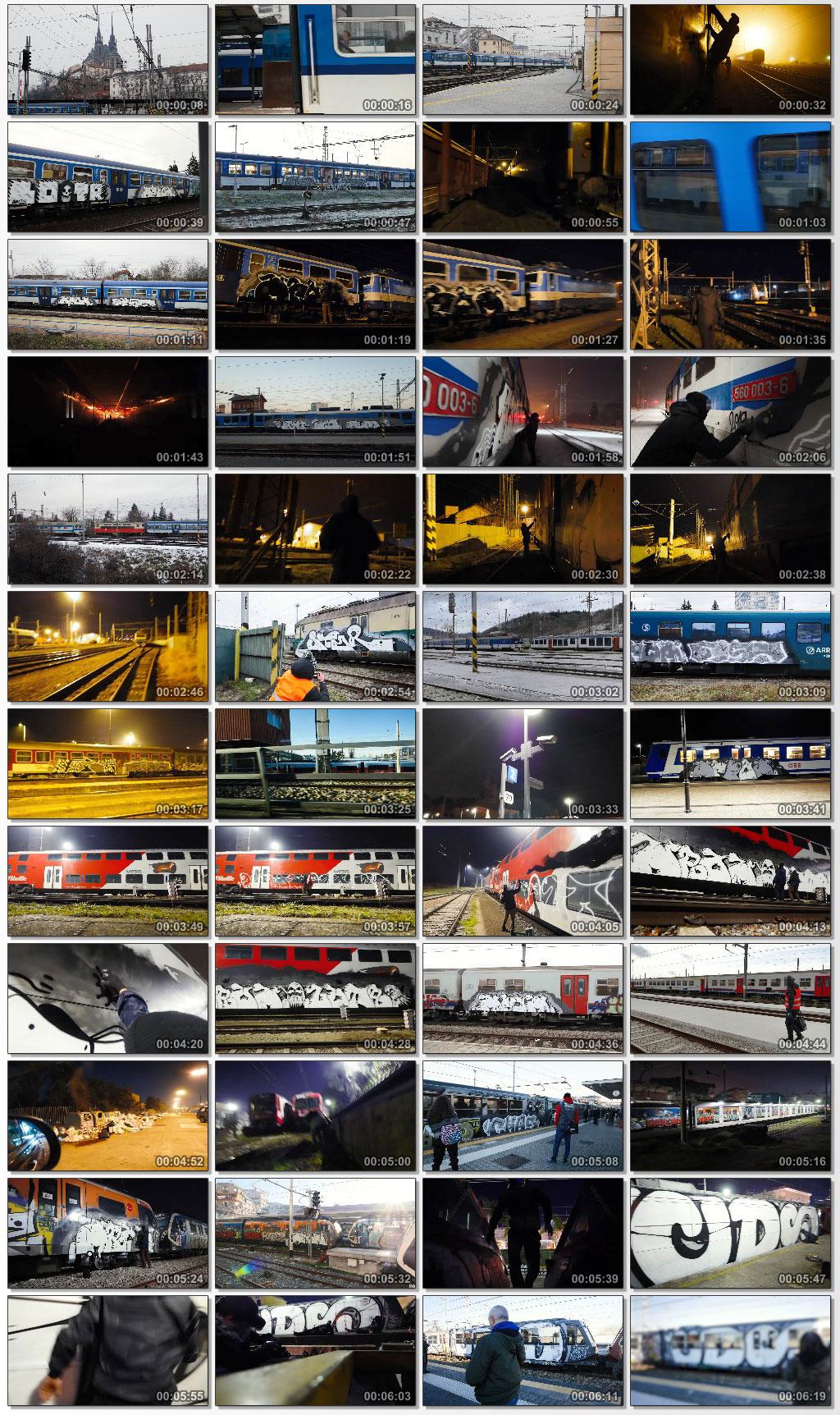 MAKE TRAIN GRAY AGAIN (2020)