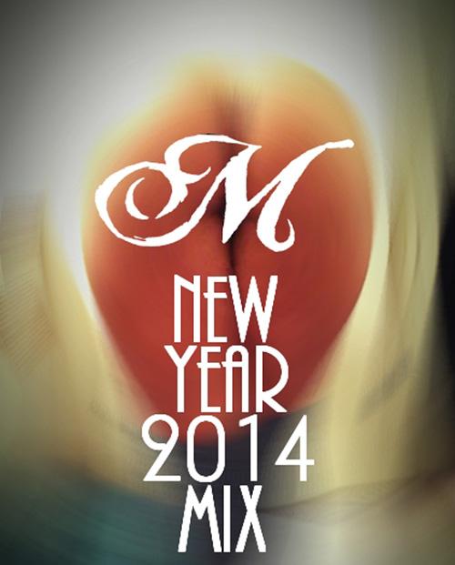 Mahony - New Year 2014 - front