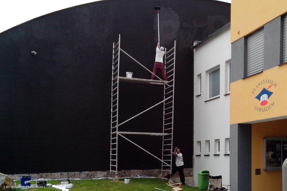 Graffiti Boom 06 - TRON