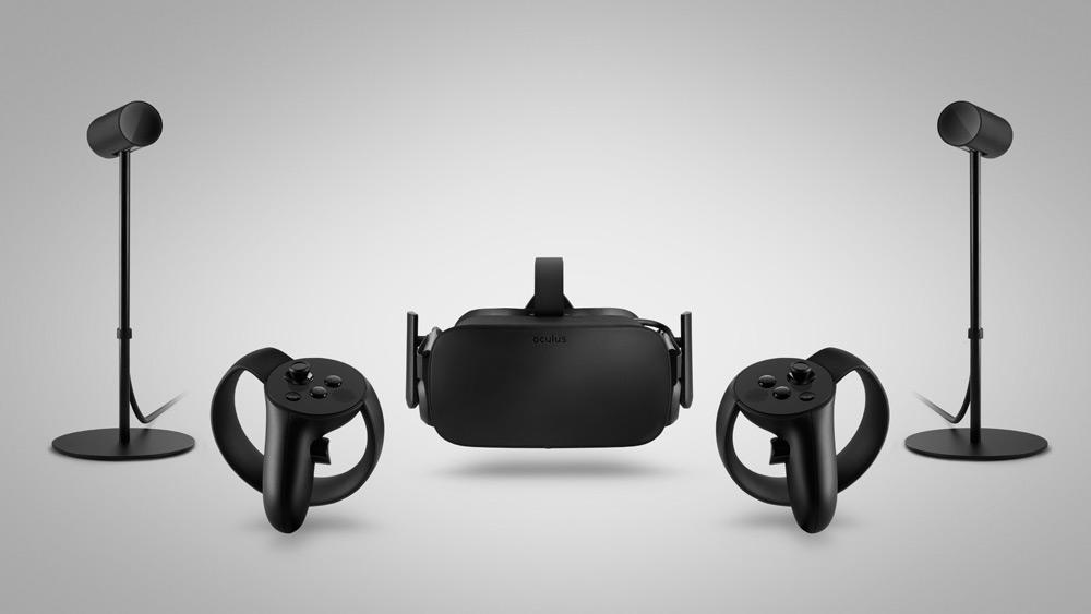 Oculus Rift + Touch