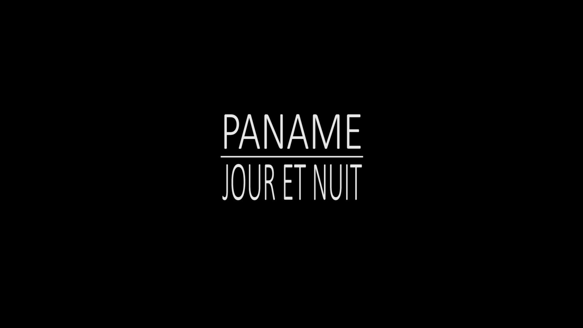 PANAME / JOUR ET NUIT (2020)