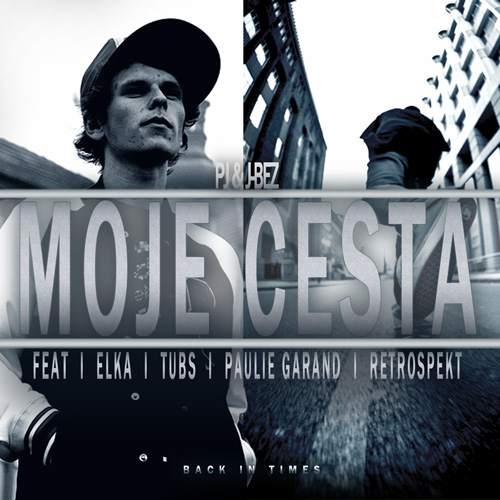 PJ & J-Bez - Moje cesta (2012) - cover
