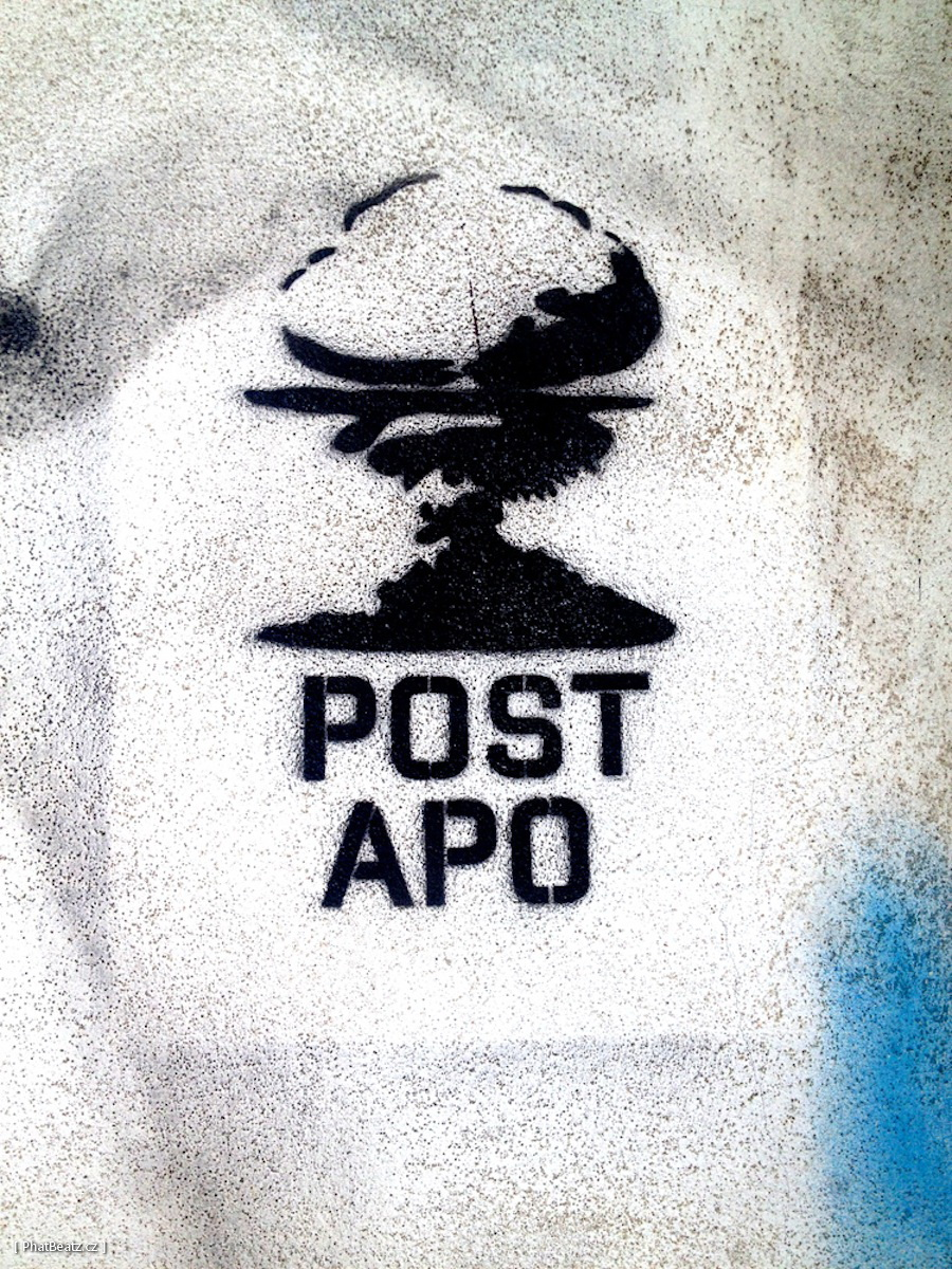 POST-APO - Tron, X-Dog