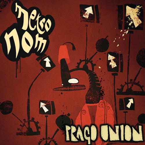 Prago Union - Metronom (2010) - cover - front