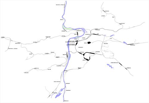 Pražský železniční uzel