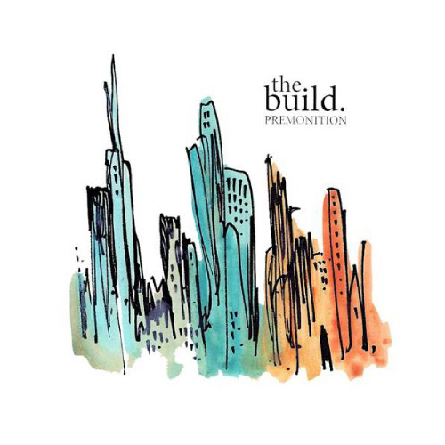 PremRock - The Build (2010) - cover - front