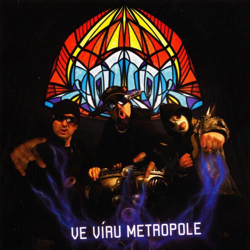 ROXOR - Ve víru metropole (2007) - cover - front